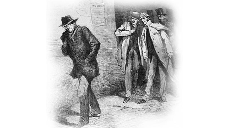 """""""Londoners were shocked. Experts believe that James Maybrick was in fact the most wanted murderer, as people often have a """"concealed"""" personality within"""
