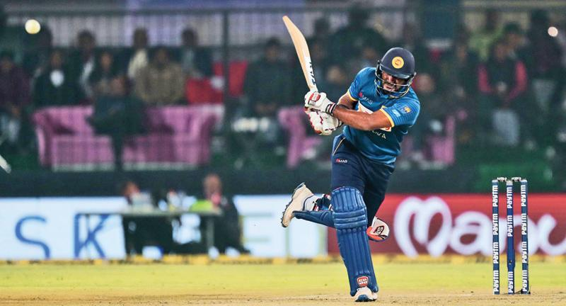Kusal Perera returned to form with a blistering  77 off 37 balls.