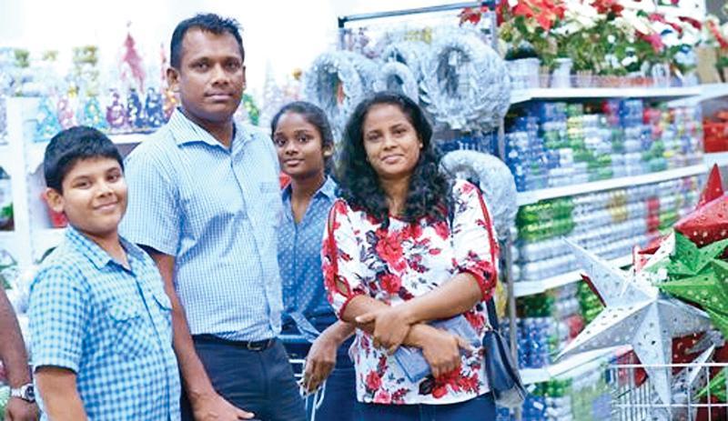 Senarath family