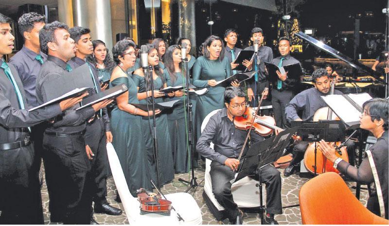Choral Spectrum   Pix Sulochana Gamage