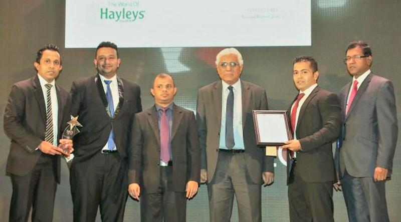 Integrated Reporting – Business Model, Bronze - Hayleys PLC