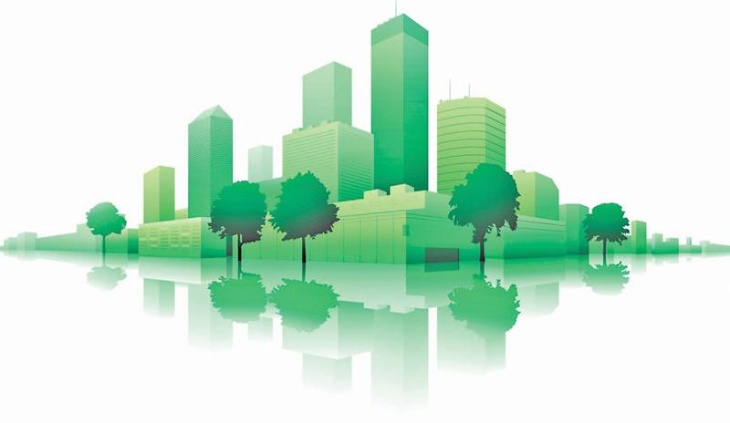 There's an urgent need to come up with clever ideas that optimise the sustainable performance of the buildings that we live and work in.