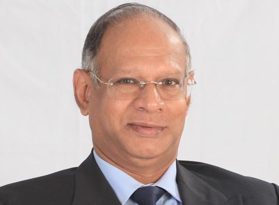 Dr Dan Seevaratnam