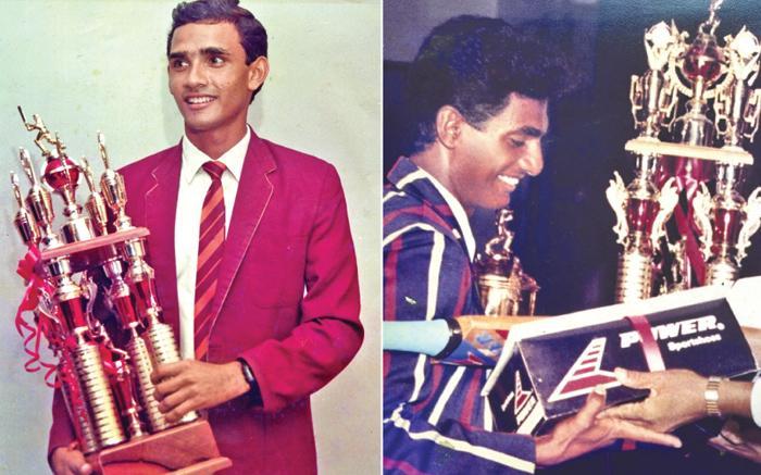 Past winners of the Observer Schoolboy Cricketer : Marvan Atapattu - 1990 and Muttaiah Muralitharan- 1991