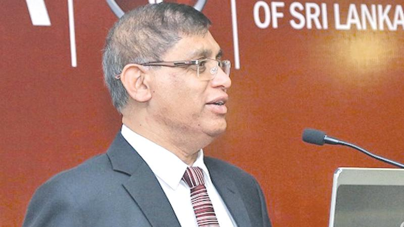 CA Sri Lanka President Jagath Perera