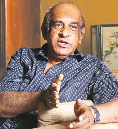 Rukman Senanayake Pic By Chinthaka Kumarasinghe