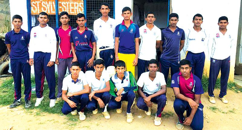The St. Sylvesters Cricket Squad