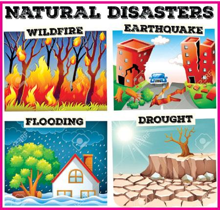 Recent Natural Disasters Caused By Global Warming