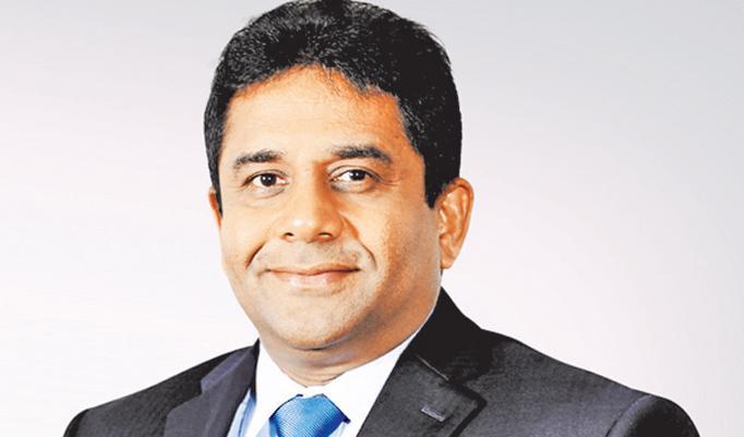 Director / CEO Kapila Ariyaratne