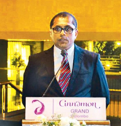 Executive Director, George Steuart Health, Eran Ranasinghe
