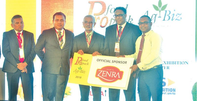 Zenra are the official sponsors of the Profood Propack Agri-Biz exhibition.