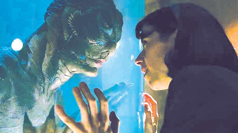 The Shape of Water won four Oscars, including Best Picture, at the 2018 Academy Awards.
