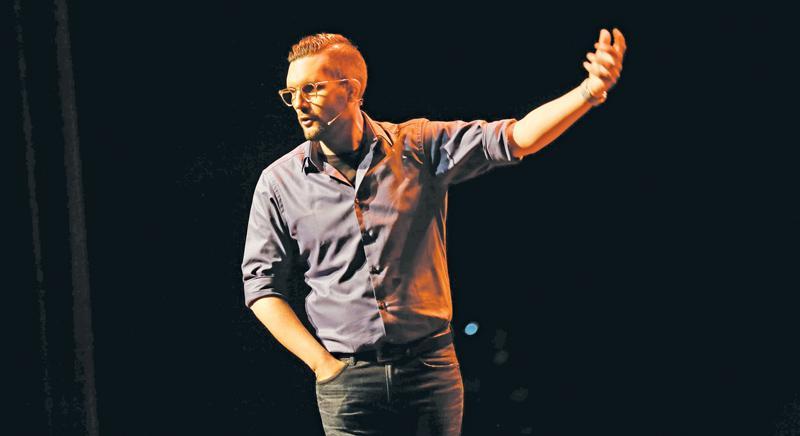 CEO of MVIVO, Kjell Van Doren