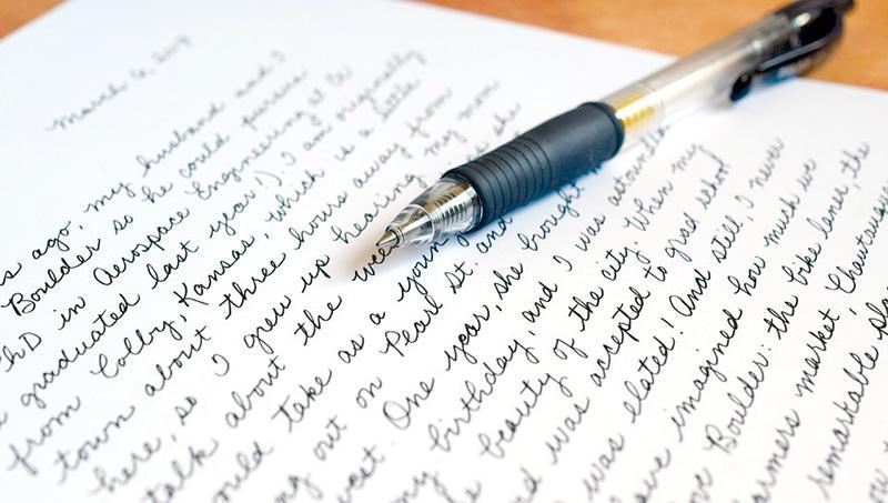 Why handwriting is brain-writing   Sunday Observer