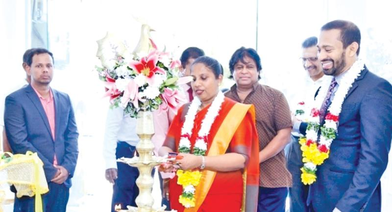 Lassana Flora Blooms In Jaffna Sunday Observer