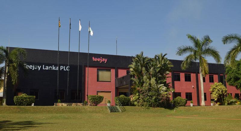 Teejay Lanka head office