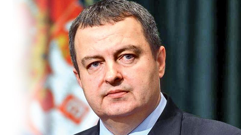 Serbian Deputy Prime Minister