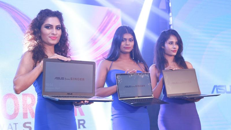 ASUS laptop launch   Pic: Chaminda Niroshana