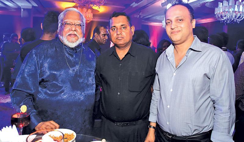 Dr. Neranjan, Supun and Prasad