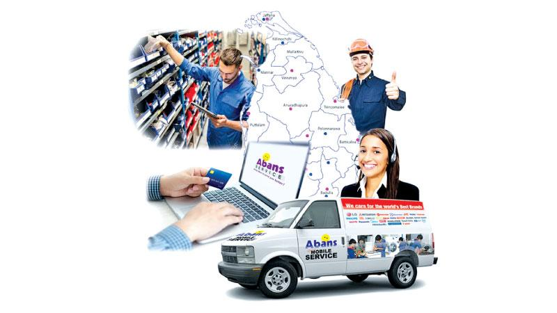 Abans Service Now Offers 24/7 After-Sales Services and