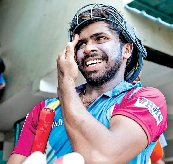 Former Trinity College captain of 2012 Niroshan Dickwella is one of the three Observer-Mobitel Schoolboy Cricketer of the Year main award winners in the current Sri Lanka team which is currently touring the West Indies. The other two are captain Dinesh Chandimal (2009) and Kusal Mendis (2013).