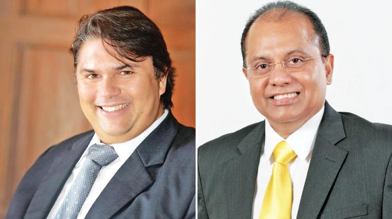 Sanjeev Gardiner and Murali Prakash