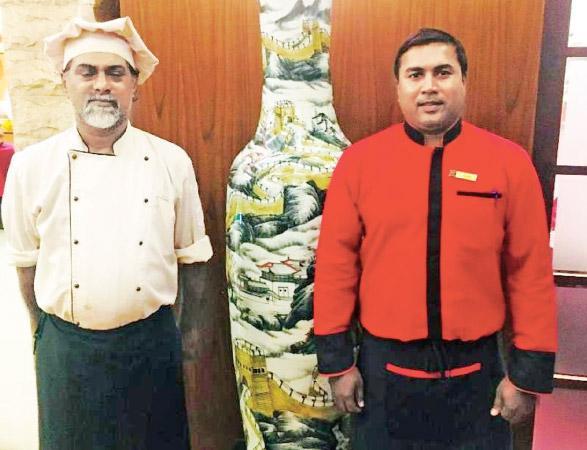 Chef Ekanayake, and Sujith
