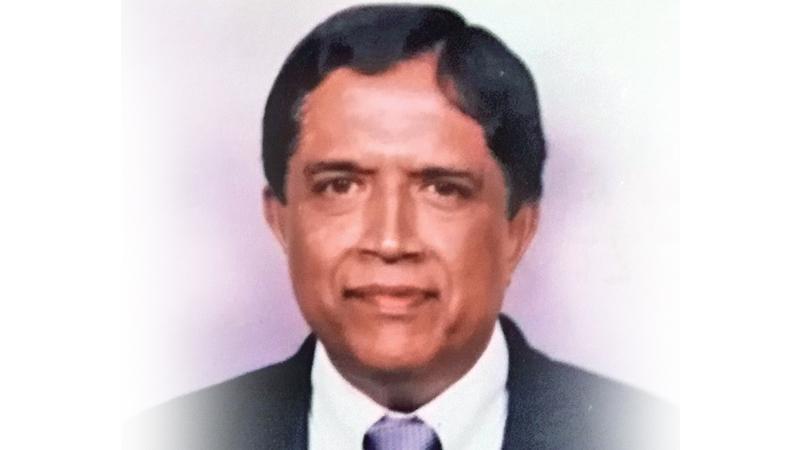B.S. Perera