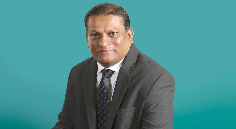 MD/CEO of CDB Mahesh Nanayakkara