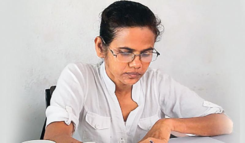 Amitha Priyanthi (Pic: Courtesy lankamirror.com)