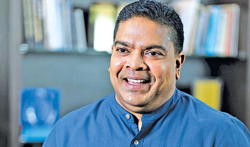 CEO of SLT Mobitel, Nalin Perera