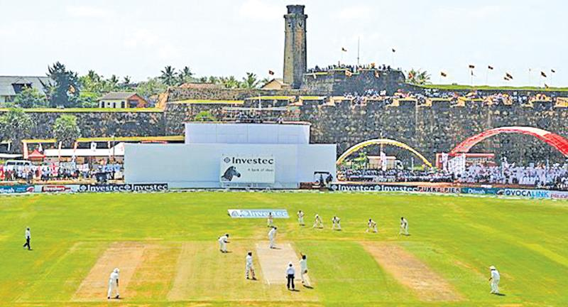 It could be end of the innings for Lanka's famed Galle stadium..