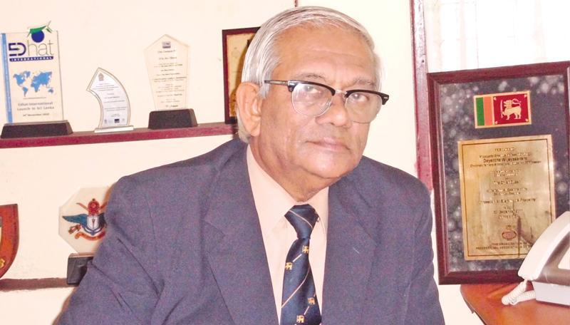 Emeritus Prof. Dr. Dayantha S. Wijeyesekera