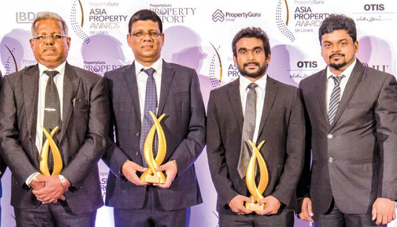 Blue Ocean Group grabs several accolades | Sunday Observer