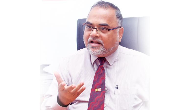 Dr. S.H.M. Faraaz     Picture by Chaminda Niroshana