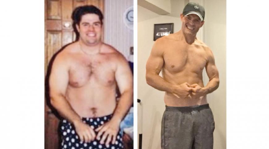 Rich Bracken - then and now