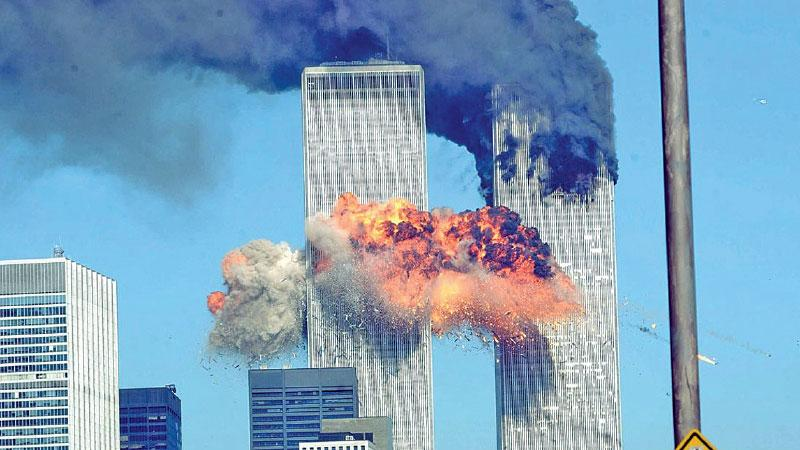 The 9/11 attacks in 2001, did indeed change the world in a way that hardly any other event has.