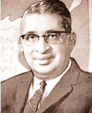 Dudley Senanayake