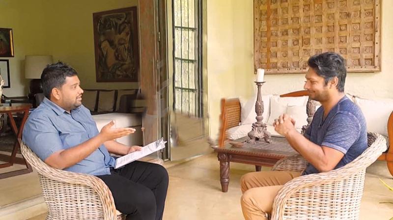 Kumar Sangakkara in a wide-ranging interview with BBC Sinhala journalist Azzam Ameen