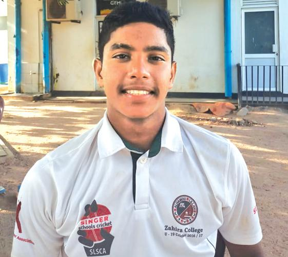 Shamaz Mohamed: First to score a double ton in the 2018 season