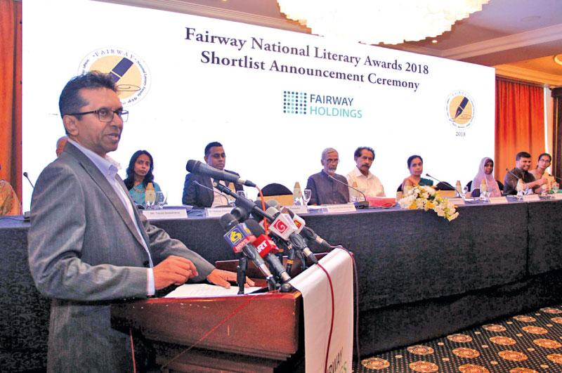 Kavinda Dias Abeysinghe, Deputy Chairman, Fairway Holdings