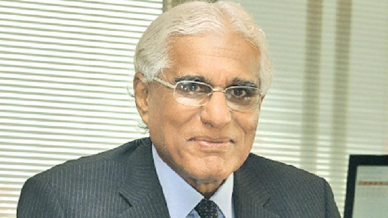 C.B Governor Dr. Indrajit Coomaraswamy
