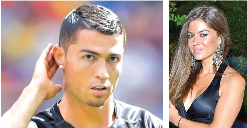 Cristiano Ronaldo-Kathryn Mayorga