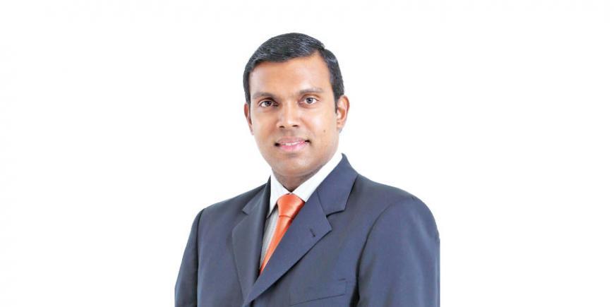 President, Sri Lanka Chamber of Pharmaceutical Industry, Shyam Sathasivam