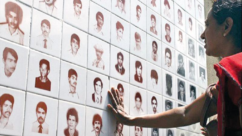 Image result for office on missing persons
