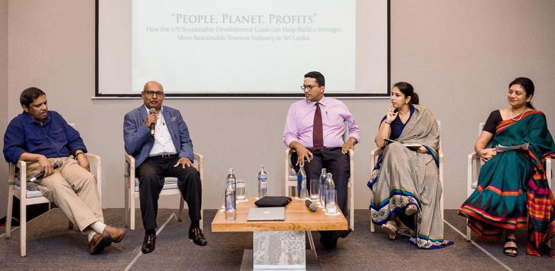 Travel and tourism industry forum : New approach to meet UN