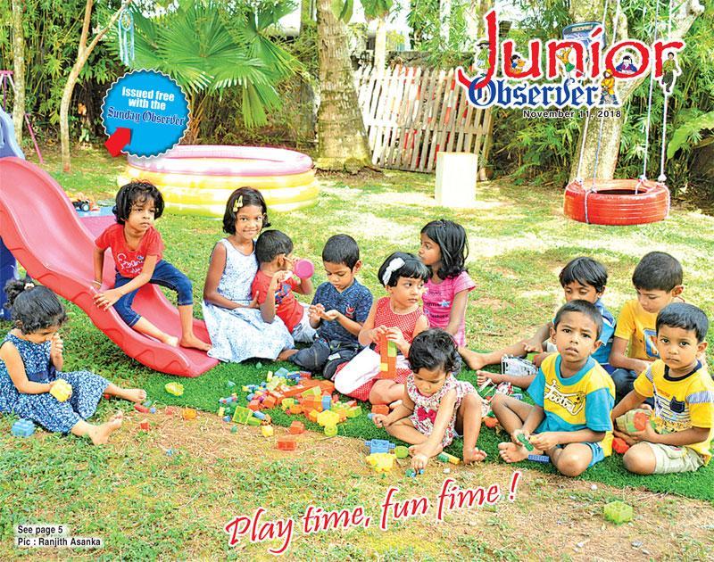 Play time, fun fime !
