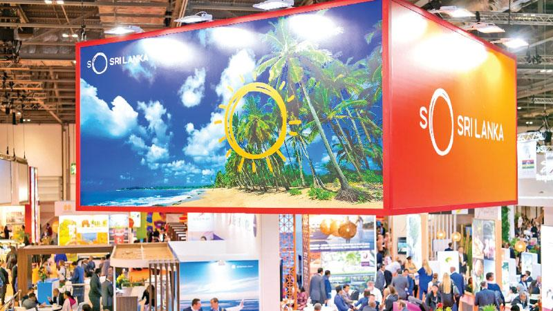 The launch of 'So Sri Lanka'