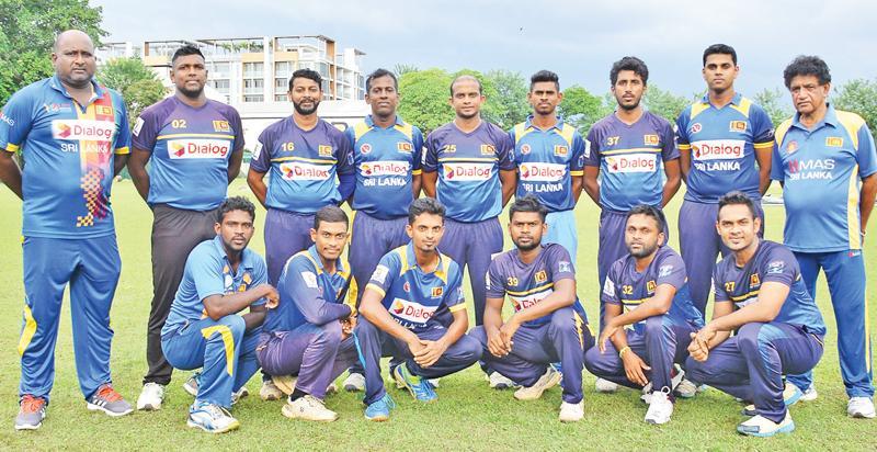 Sri Lanka Team For T20 Deaf Cricket World Cup 2018 Sunday