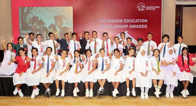 This year's scholarship winners